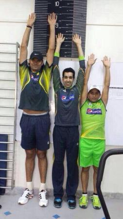 Umar Gul Tweeted XXX Large, Large And X Small