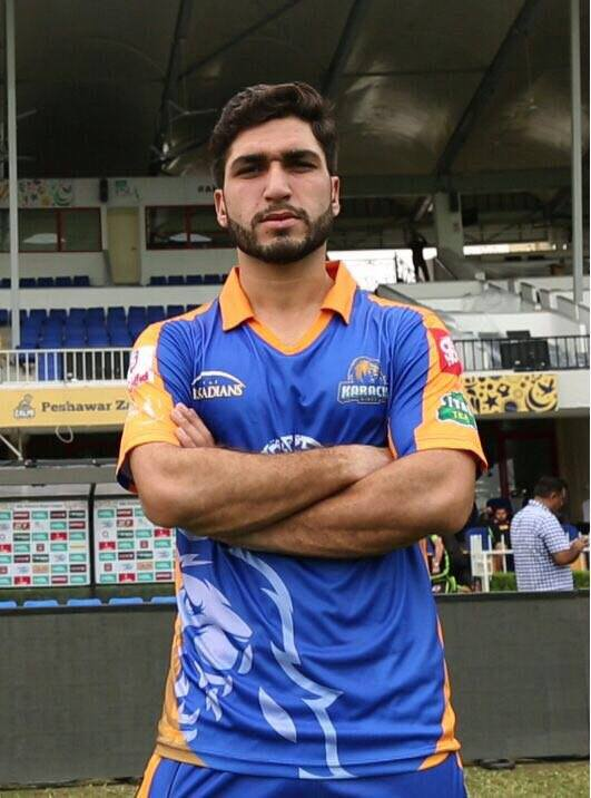 Usman Shinwari Added In The squad Of Karachi Kings