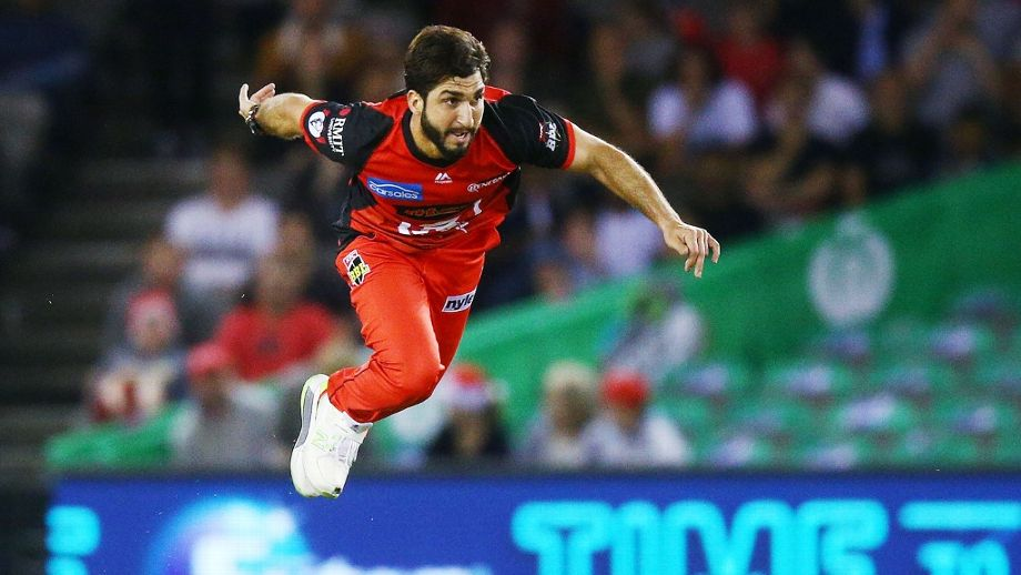 Usman Shinwari And Faheem Ashraf Signed By Melbourne Renegades in BBL 2019