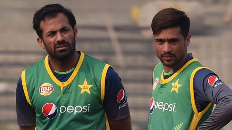 Wahab Riaz & Muhammad Amir All Set To Be Included In WC Squad