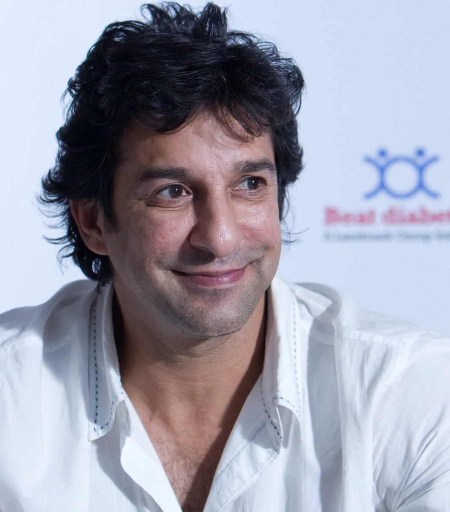 Wasim Akram Turned 48 Today 2 June 2015