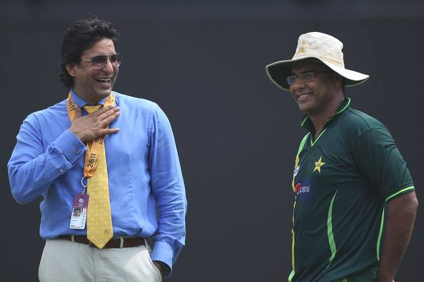 Wasim Akram & Waqar Younis Feature in Australian