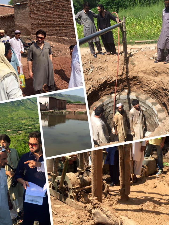 Water Project in KPK by Shahid Afridi Foundation