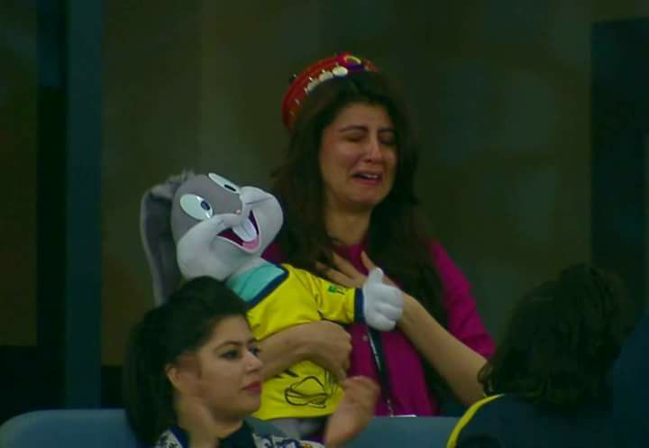 When You Realize Only 5 Matches Left In PSL