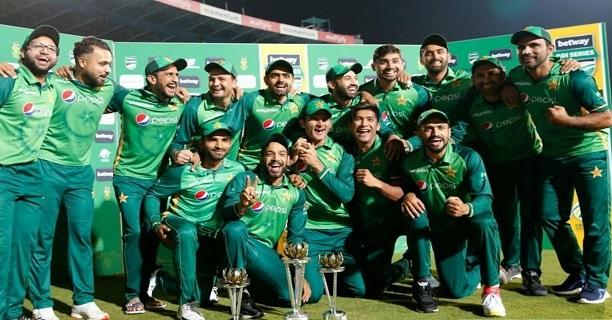 Winners Of SA Vs PAK ODI Series