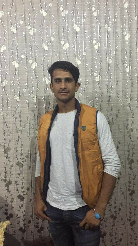 Young All Rounder Hasan Ali Latest Photo