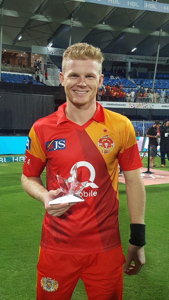 Young Talent Of England Sam Billings