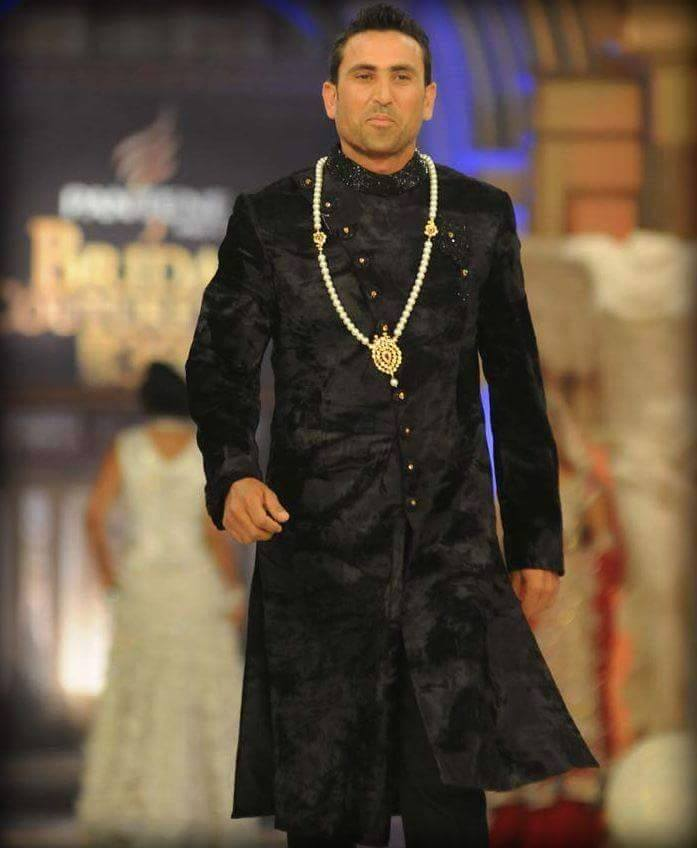 Younis Khan On Ramp