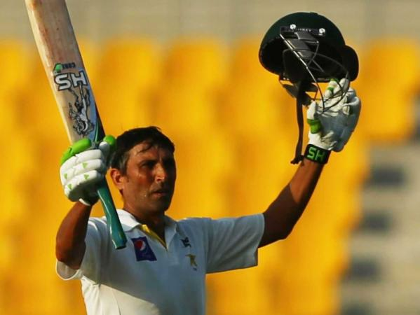 Younis Khan Three Straight Hundreds against Australia