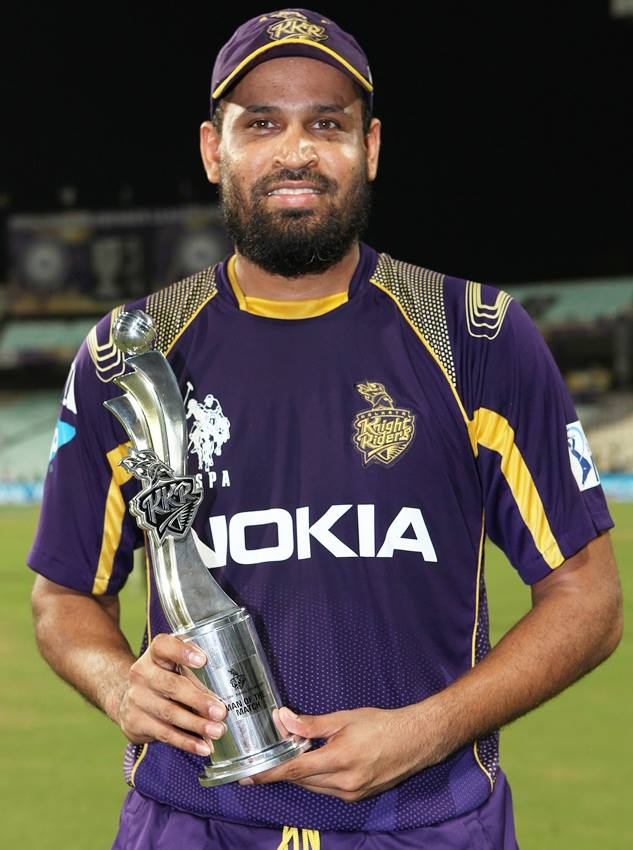 Yusuf Pathan 10th Highest Paid Cricketer In World