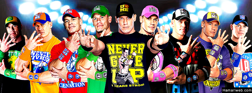 John Cena Fb Cover