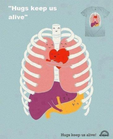 Hug Keep Us Alive