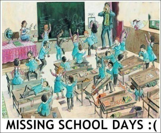 Missing School Days