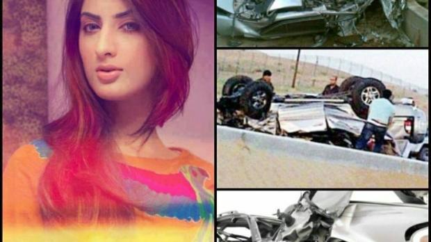 Sana Khan Died In Car Crash
