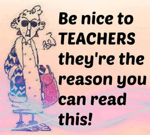 Teachers Respect