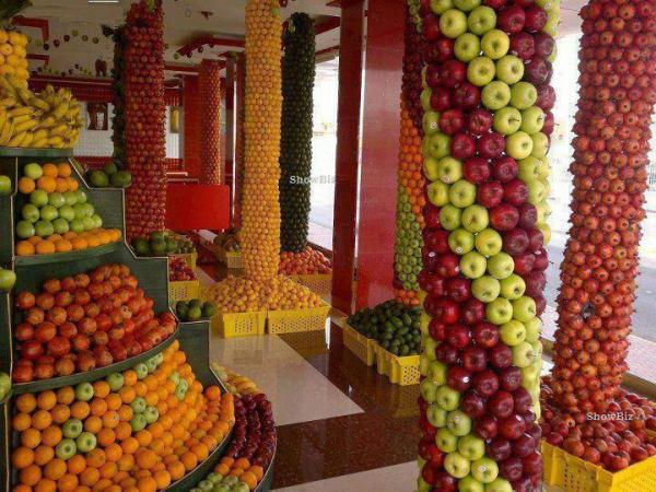 Fruits Shop