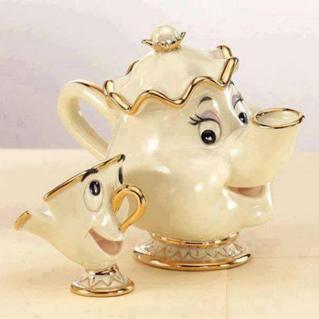 Innovative Tea Set