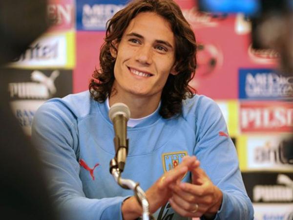 Edinson Cavani - Famous Uruguayan Footballer
