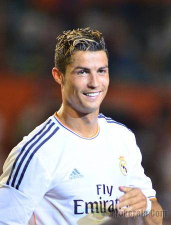 Famous Footballer Cristiano Ronaldo From Portuguese