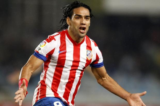 Famous Footballer Falcao From Colombia