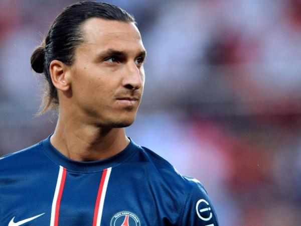 Famous Footballer Ibrahimovic From Sweden