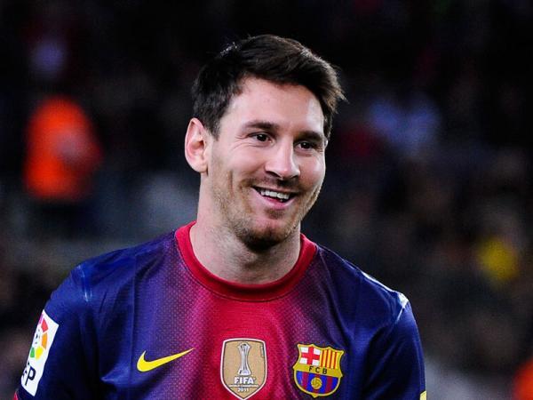 Famous Footballer Lionel Messi Argentina