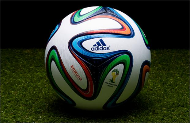 Football World Cup 2014 Starts Today