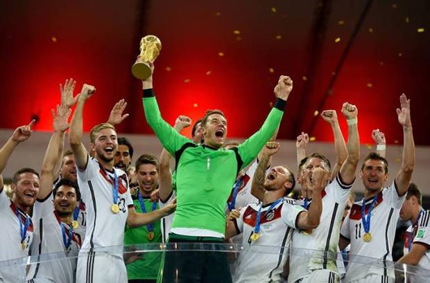 Germany Is Football World Cup 2014 Winner