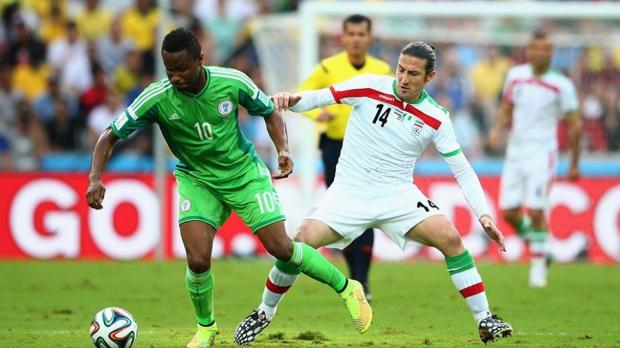 Iran 0-0 Nigeria - Football World Cup 2014