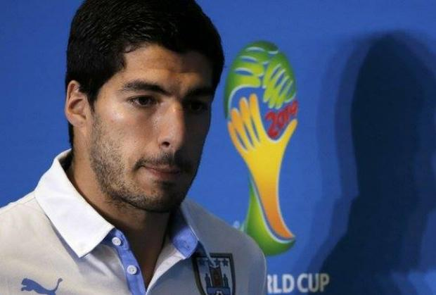 Luis Suarez Banned For Four Months And Nine Matches