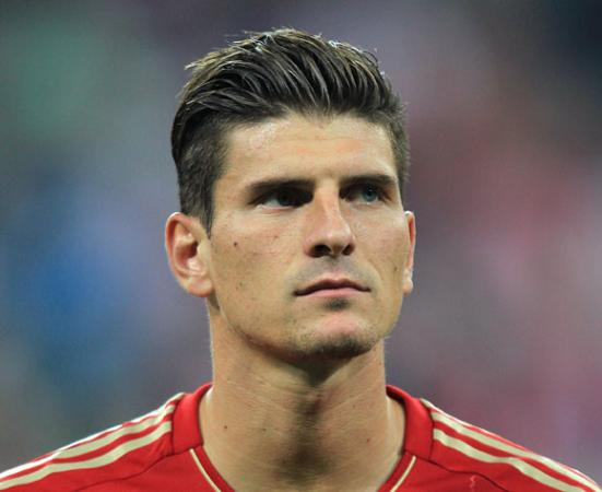 Mario Gomez - Famous Footballer From Germany