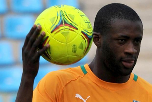 Yaya Toure - Famous Ivorian Footballer