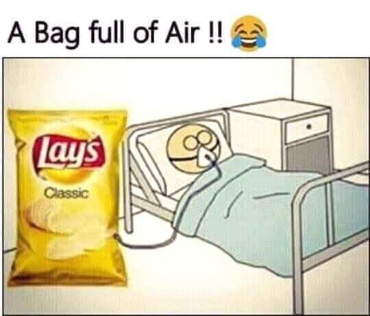 A Bag Full Of Air