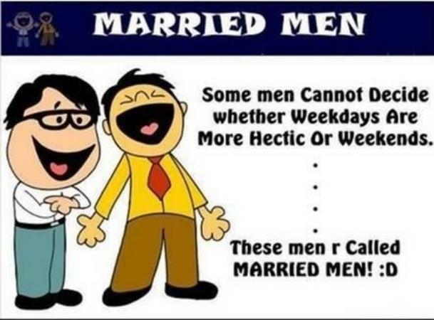 A Married Man - Very Funny