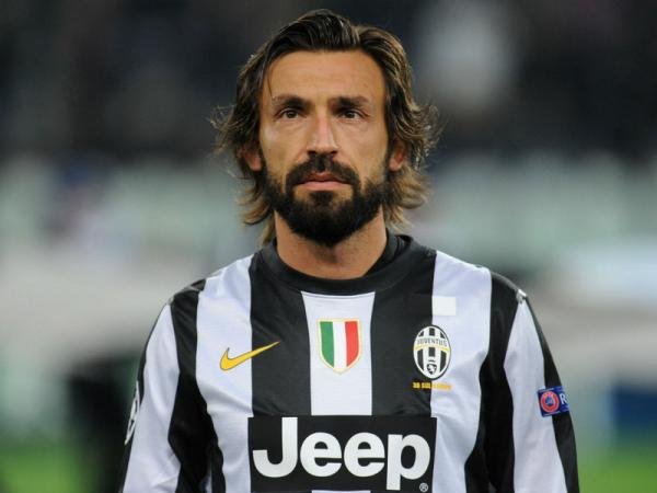 Andrea Pirlo - Famous Footballer From Italy