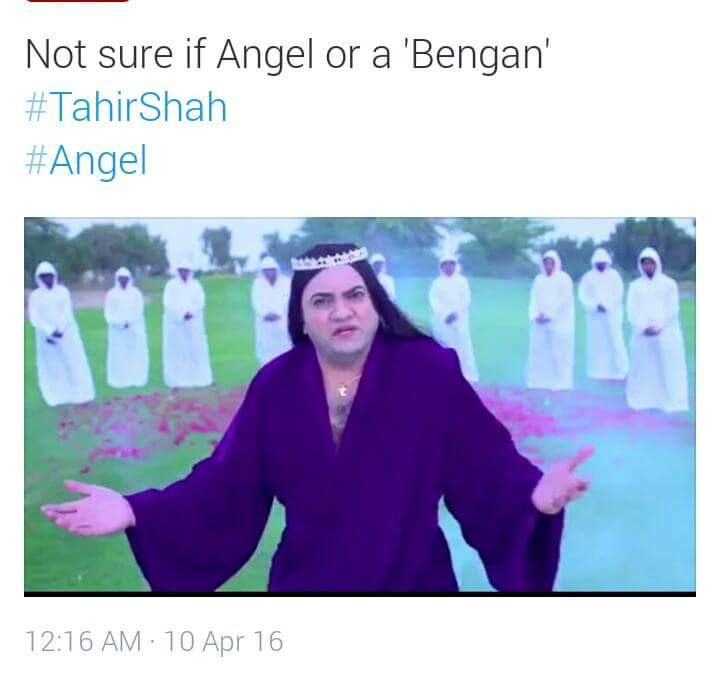 Angel Or Bangan