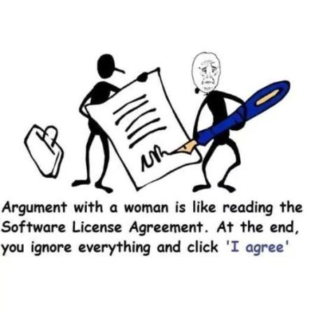 Argument With Women