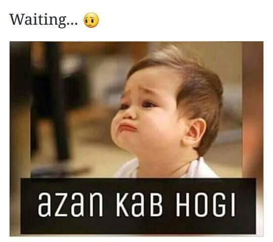 Azaan Kab Hogi