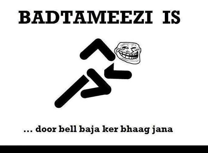 Badtameezi