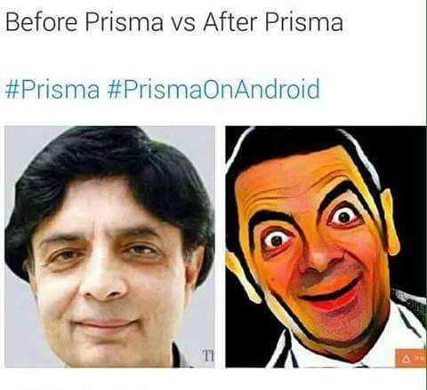 Before Prisma & After Prisma