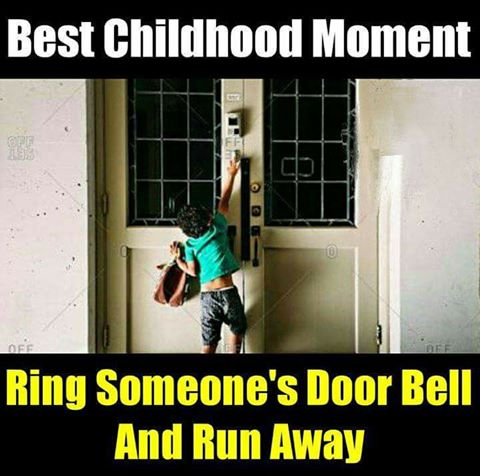 Best Childhood Moment
