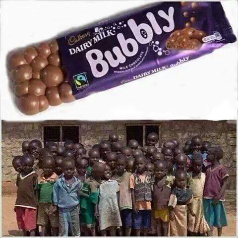 Cadbury Bubbly Funny