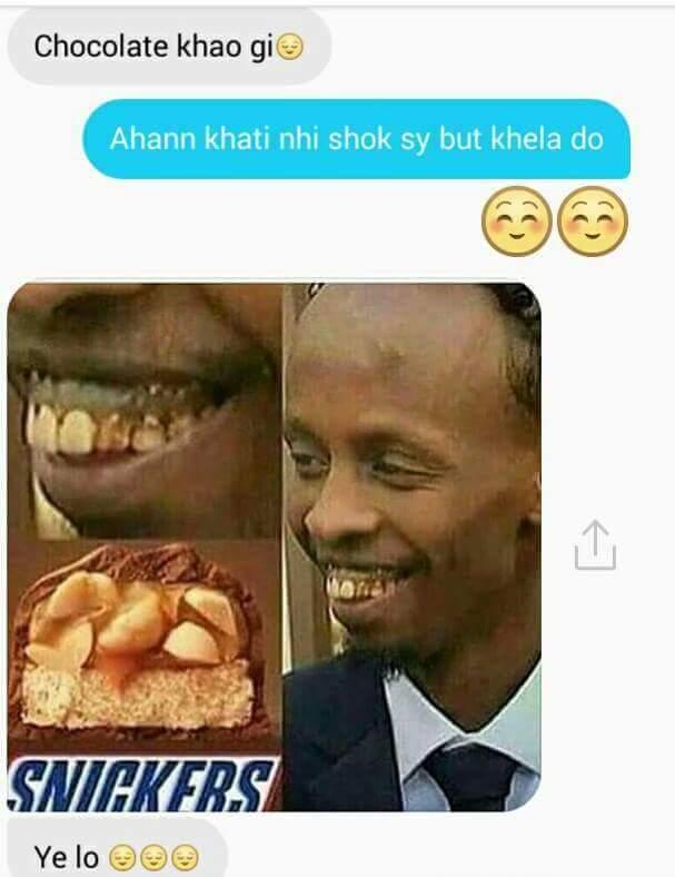 Chocolate Khaogi