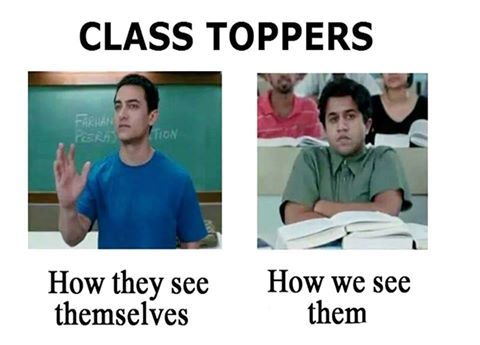 Class Toppers