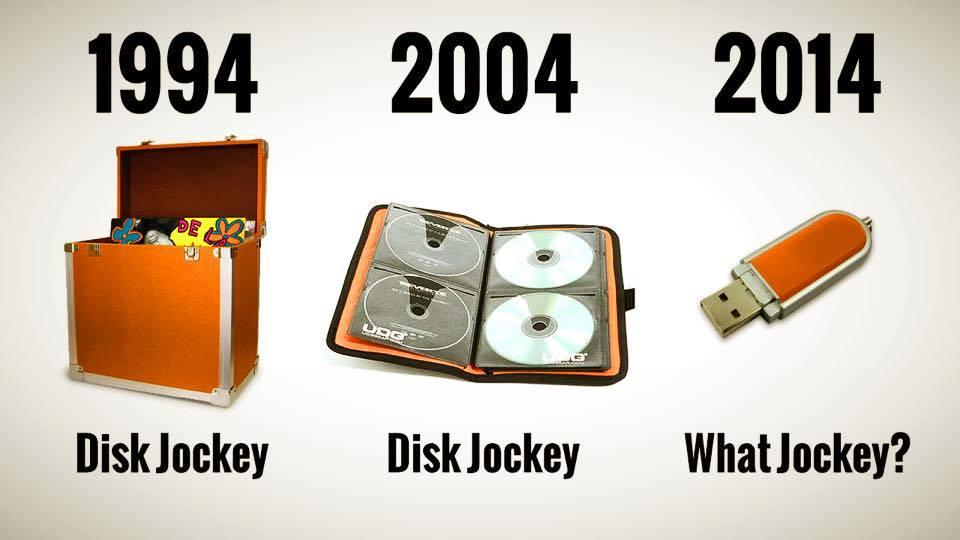 Disk Jockey Revolution