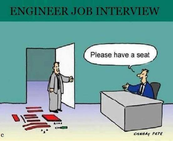 Engineer Job Interview