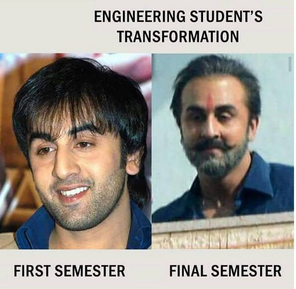 Engineering Student Transformation
