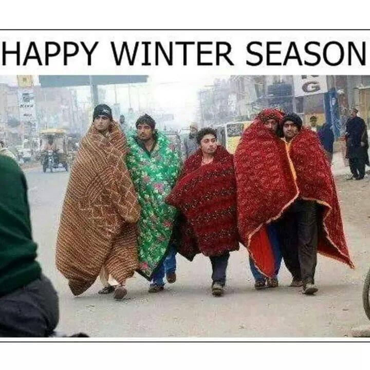 Enjoying Winter Season Funny Images Amp Photos
