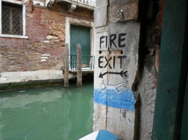 Fire Exit..