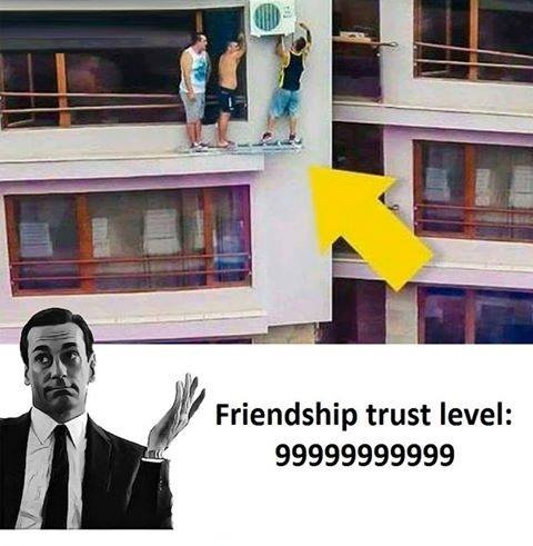 Friendship Trust Level